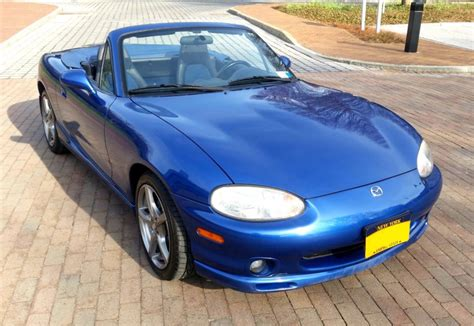 how cars run 1999 mazda mx 5 free book repair manuals no reserve 1999 mazda mx 5 miata 10th anniversary for sale on bat auctions sold for 8 000 on