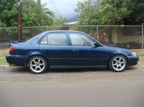 toyota corolla custom 2000 toyota corolla custom rims www pixshark com
