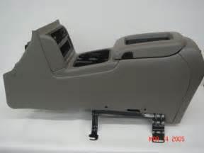 Chevrolet Center Console Console