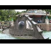 Inside Captain Nemo&180s Nautilus At Disneyland Paris  YouTube