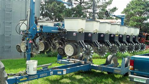 2002 kinze 3500 planting seeding planters deere machinefinder