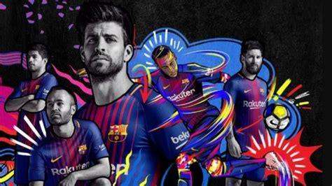 imagenes nuevas del barcelona fc barcelona as 237 es la nueva camiseta del bar 231 a para la