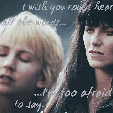 lucy lawless renee o connor fanfiction xena warrior princess xena and gabrielle fanart lucy