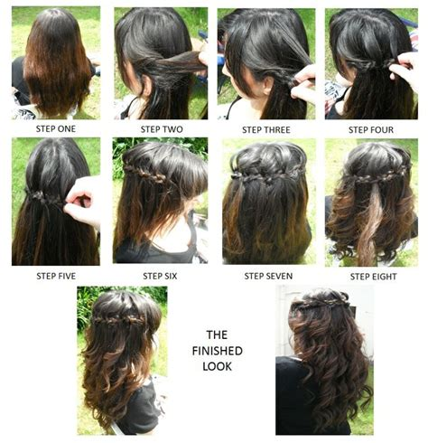 how to do twist hairstyle step by step how to do a waterfalls braids how to do a waterfall