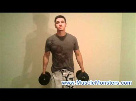 home shoulder workout deltoid exercises dumbbells only