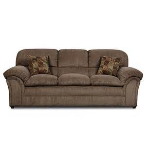 big lots sofas simmons 174 chion mocha sofa with pillows big lots