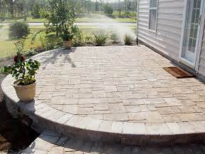 Cost To Install Paver Patio Fresh Stunning Paver Patio Average Cost 24222
