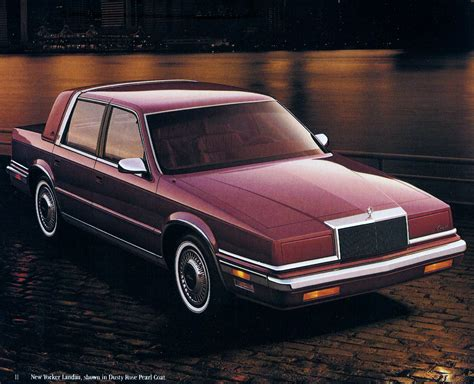 1989 chrysler new yorker information and photos momentcar