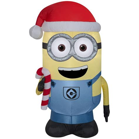 Loght Doll Minion minions outdoor decorations www indiepedia org