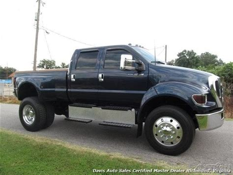 F650 Truck For Sale by Ford F 650 Supercrewzer Truck For Sale Autos Post