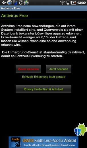virus scan android free anti virus software for android is meaningless gigazine