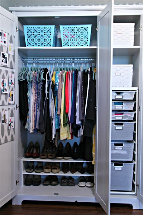Organizing A Wardrobe by Iheart Organizing Conquering Clothing Clutter Closet