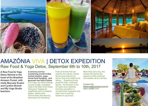 Detox Retreat by Food Detox Retreat Manuela Scalini