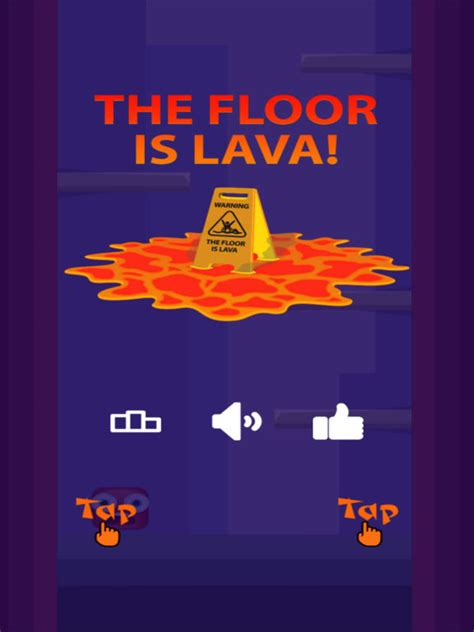 The Floor Is Lava by Floor Is Lava Challenge On The App Store