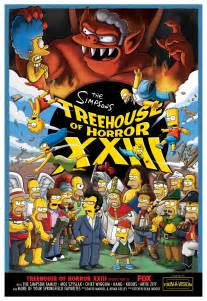 treehouse of horror xxi episode the simpsons treehouse of horror horrorpedia
