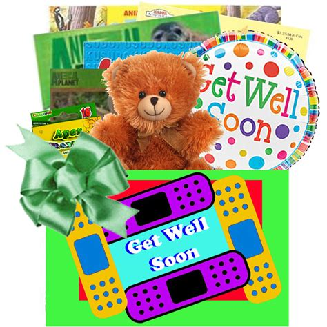 get well gifts for kids these childrens gifts have things