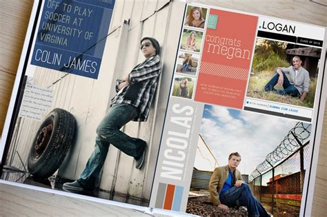 contoh layout yearbook 77 best yearbook senior ad ideas images on pinterest