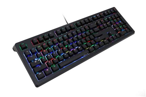 Mk Home Design Reviews by Ducky Shine 5 Rgb Led Backlit Mechanical Keyboard Red