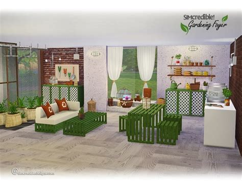 sims 4 foyer simcredible s gardening foyer sims 4 updates sims 4