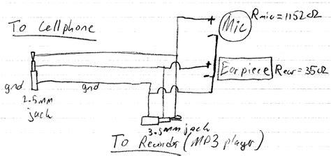 Microphone Kabel Ealsem Es 605 nokia headset wiring schematic efcaviation