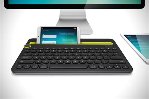 Keyboard Logitech K480 Logitech Bluetooth Multi Device Keyboard K480 Hiconsumption