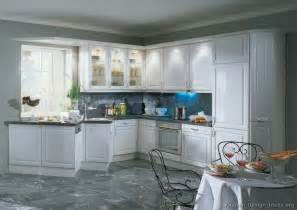 White Kitchen Hutch Cabinet by White Cabinets With Glass Doors On Pinterest White
