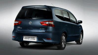 Lu Belakang Nissan Grand Livina 2013 1 Set harga new nissan grand livina facelift 2013