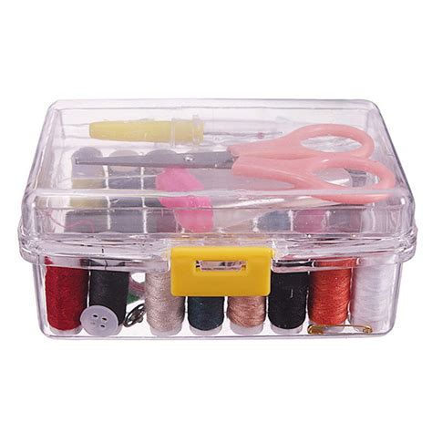Buy 4 All 10 Box Free Travel Kit Lolli aliexpress buy sewing needle and thread embroidery sewing box sewing kit tool 39