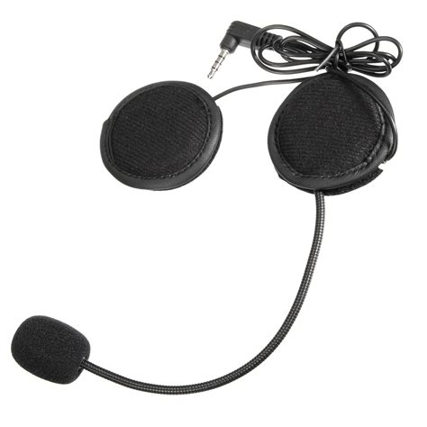 Motorrad Headset by Motorcycle Helmet Headset Earphone And Intercom Cl Clip