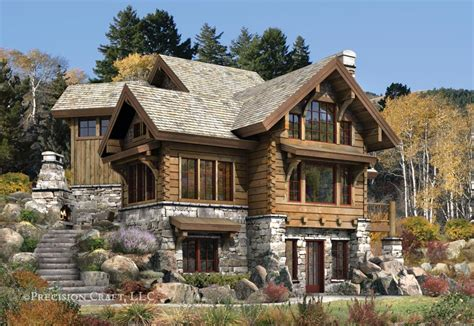 rocky mountain home floor plans house design ideas