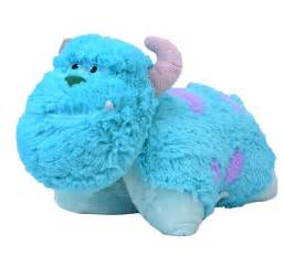 browse toys pillow pets 18 mu sulley planet
