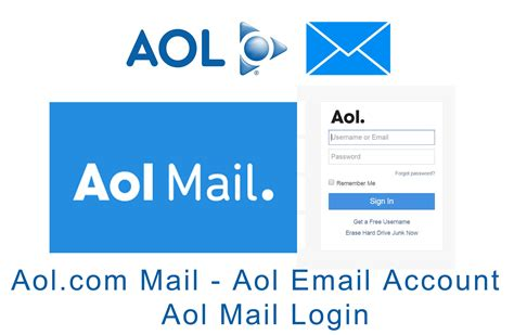 Free Email Account Search Aol Mail Login My Account Aol Login Sign In At Your Adanih