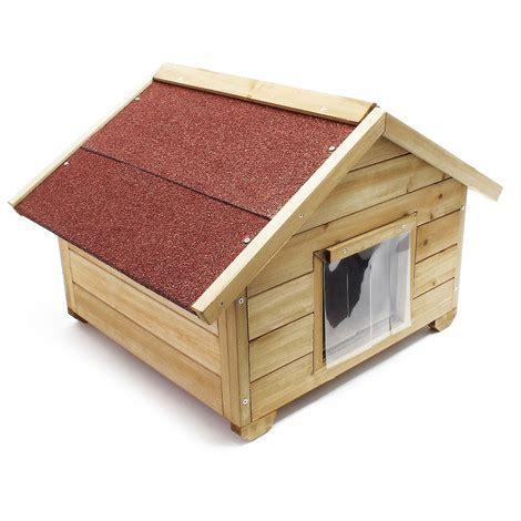 cassetta gatto casetta per gatto ben isolata in legno per esterno