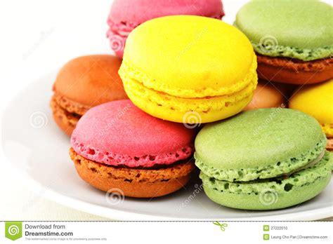 Pr Macaroon colorful macaroon stock photo image 27222010