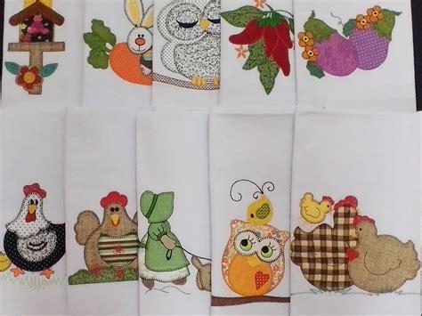 imagenes de pacchwork para imprimir pano de prato patchwork desenhos sortidos 05 panos
