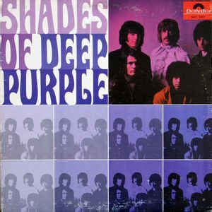shades of deep purple deep purple shades of deep purple vinyl lp album at