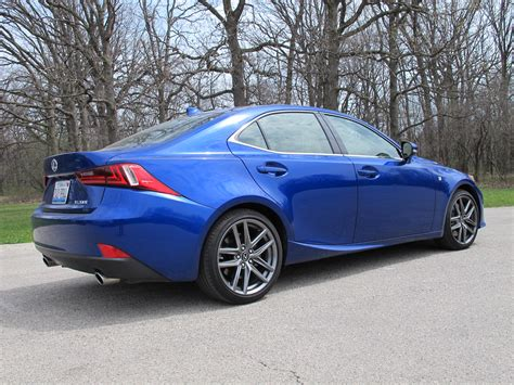 lexus is 2016 2016 lexus is 200t f sport drive review