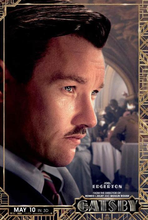 analysis the great gatsby movie joel edgerton as tom buchanan the great gatsby