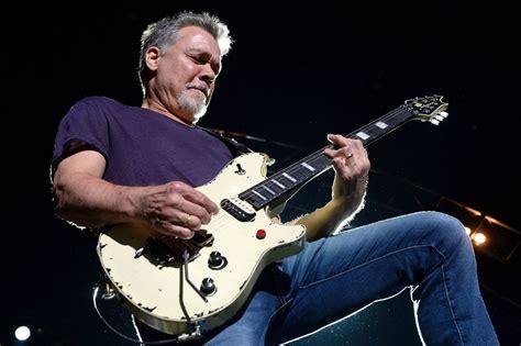 eddie van halen guitarist is eddie van halen the greatest rock guitarist since hendrix