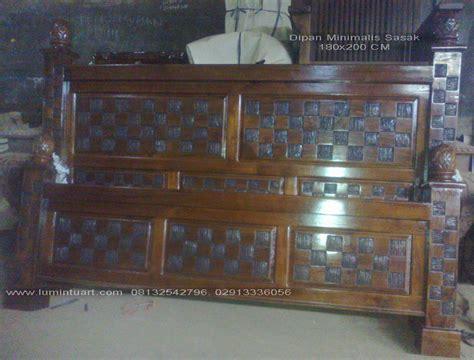 Ranjang Kayu Jepara dipan ranjang tempat tidur minimalis kotak kayu jati jepara ud lumintu gallery furniture