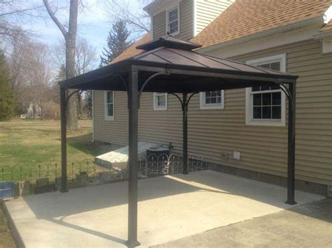hardtop gazebo 10x10 top gazebo benefits and advantages for the users