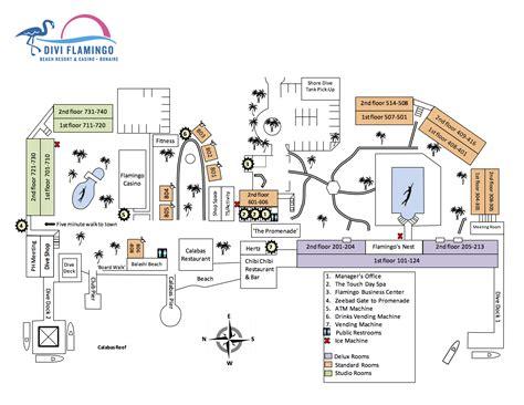 flamingo resort map divi flamingo resort seminars inc
