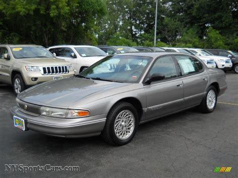how cars engines work 1995 chrysler lhs parking system 1997 chrysler lhs sedan in bright platinum metallic 730648 nysportscars com cars for sale