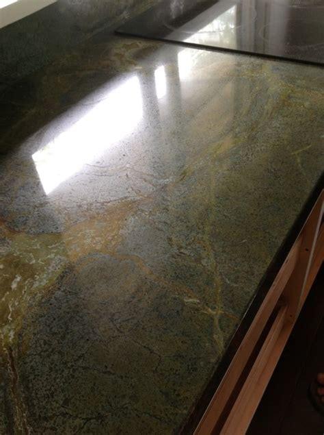 How To Shine Dull Granite Countertops help dull new granite