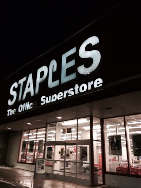 staples office equipment newington ct yelp