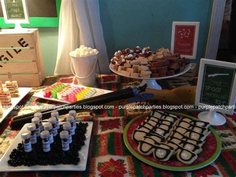 a christmas story christmas holiday party ideas photo 7