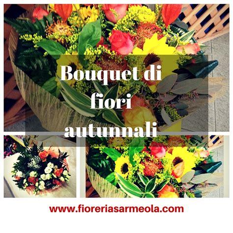 fiori autunnali bouquet di fiori autunnali