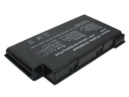 Baterai Fujitsu Lifebook baterai fujitsu lifebook n6010 n6200 n6210 n6220 standard