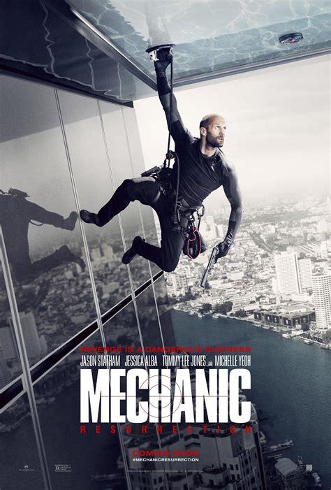 film jason statham mechanic the mechanic 2 teaser trailer