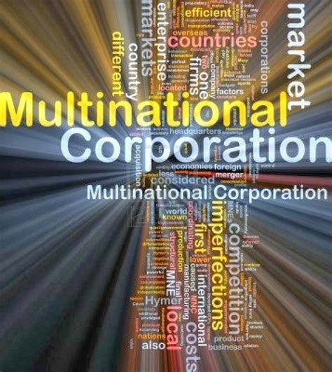 Essay On Multinationals In India by Multinational Corporations Essays